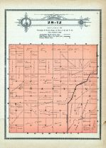 Township 28 Range 12, Grattan, Holt County 1915